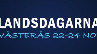 Sverigedemokraterna presenterade programförslag inför partiets landsdagar