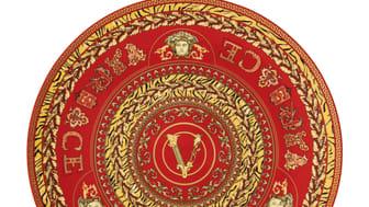Barocke Lebensfreude im Weihnachtslook: Virtus Holiday von Rosenthal meets Versace