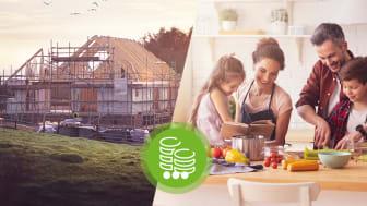 Für Familien mit Kindern, die bauen wollen, gibt es noch bis Ende März 2021 die Baukindergeld-Förderung der KfW.