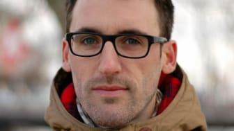 Dominic Vachon är en mycket lovande yngre forskare med fokus på studier av växthusgaser – främst koldioxid och metan – i inlandsvatten.