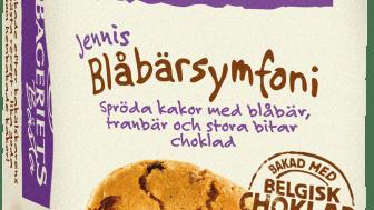 Jennis Blåbärssymfoni - en nyhet för bär- och chokladälskare