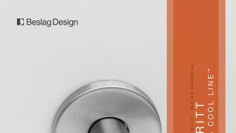Ny katalog från Beslag Design med rostfritt för den offentliga miljön