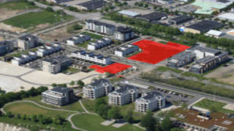 MKB Fastighets AB köper byggrätt för 60 lägenheter i Limhamn