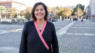 RFSU:s nya generalsekreterare Ingela Holmertz.                    Foto: Ulrika Hammar