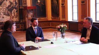 Malmö stad och Moomsteatern ingår samarbetsavtal