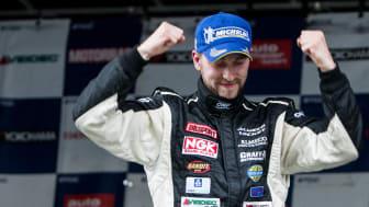 Alexander Graff kör STCC för Picko Troberg Racing