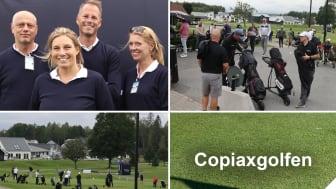 Copiaxgolfen 2019 på ny bana med fler startande!