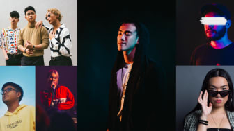 Sound Port Clarke Quay to feature Singapore's Fastest-Rising Artists, expect a brand-new audio-visual spectacle at the iconic Clarke Quay Fountain Square 14 - 16 November
