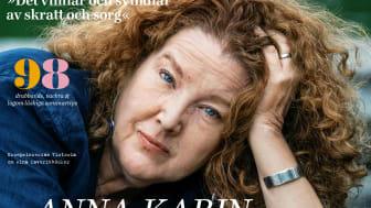 """Vi Läser nr 4 2020: """"Jag är uppvuxen på gröt och Selma Lagerlöf"""""""