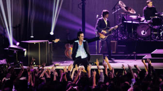 Nick Cave & The Bad Seeds by Jason Williamson
