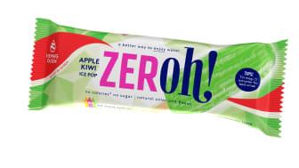 Nå får du ZERoh! i smaken Eple & Kiwi