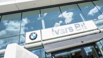 Bavaria Sverige Bil  har tillträtt Ivars Bil i Östersund