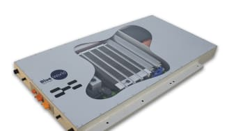 Blue World Technologies' methanol fuel cell hybrid box