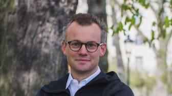 Joel Ambré, VD på Vectura