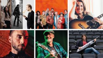 Dalhallas program spikat för juli 2021 - Här är alla artister