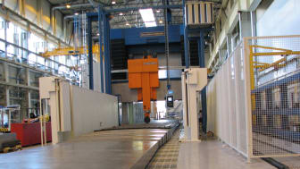 No 10: The 10 largest machine tools in the world