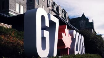 Canada holds the G7 Presidency from January 1 to December 31, 2018. (Credit: Global Affairs Canada)