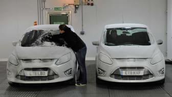 Fords Quickclear-teknik för avfrostning av vindrutan är en glasklar favorit bland europeiska bilförare