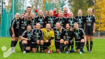 IF Team Hudik om anledningen till uteslutande tjejfotboll och samarbetet med Intersport