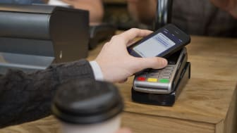 """Europeans """"touched to pay"""" three billion times in the last 12 months – cementing contactless payments' growing popularity"""