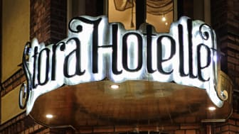 Stora Hotellet i Umeå utsett till världens bästa nya boutiquehotell