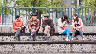 The winning project will improve the lives of elderly people in parts of China.