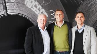 Areco tar över ägandet av Éton i Göteborg AB och passerar miljardgränsen