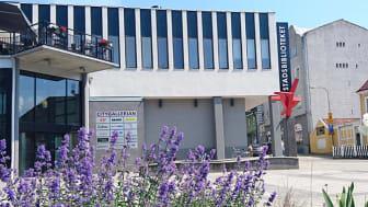 Stadsbiblioteket öppnar nästa vecka