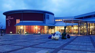 Vara Konserthus öppnar i liten skala i slutet av april