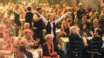 Succéartad säljstart för Mamma Mia! The Party i Göteborg – nu släpps fler biljetter