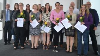 """HdWM macht Fallmanager des Jobcenters Mannheim fit für die Zukunft  - Akademische Weiterbildung """"Integrationsmanagement im System Arbeit"""" sehr erfolgreich"""