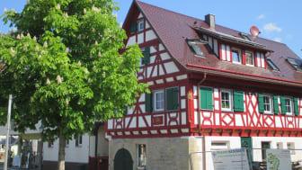 Sanierungspreis 15 Holz: Kernsanierung eines alten Winzerhauses.