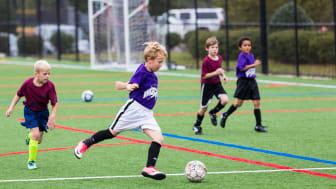 Avesta AIK lånar ut fotbollsutrustning så fler barn och ungdomar kan få spela fotboll.