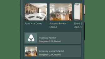 Accessy app