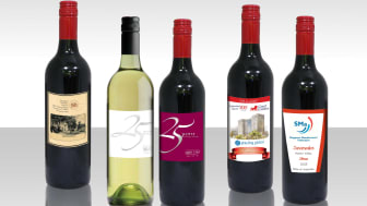 Personalised wine label for all occasion