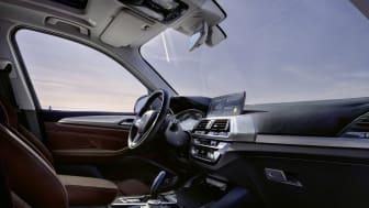 BMW iX3 - interiør