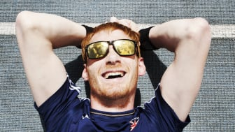 Inspirational Paralympian gives 100% in new exhibition