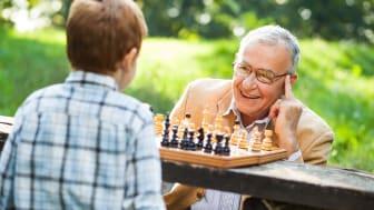 Ist die geistige Fähigkeit im Alter abhängig vom Sehvermögen?
