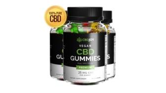 CBD Joy CBD Gummies Reviews: Shocking Price of CBD Joy Vegan CBD Gummies- Shark Tank Warning!!!