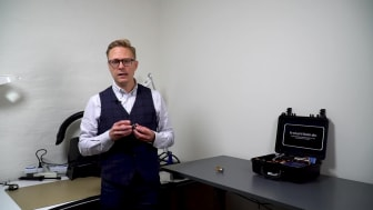 Motorspecialisten om stor effekt i litet format hos en borstlös DC-motor
