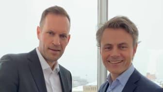 Knut Grotli og Andreas Vik