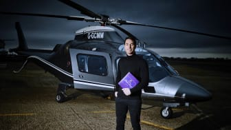 Cadbury reveals identity of the new Milk Tray Man