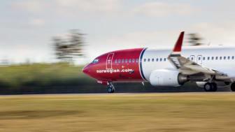 Norwegian elimina el requisito de mascarillas faciales en los vuelos dentro de Escandinavia