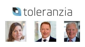 Föreslagna styrelseförändringar i Toleranzia