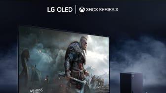 Xbox Series X er den kraftige Xbox-konsollen noensinne, og du får mest ut av den ved å spille på en LG OLED TV.