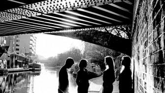 Stråkkvartetten Albion Quartet