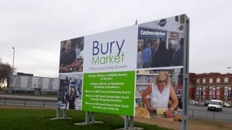 Bury Market greets record number of coaches in November