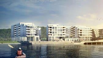 Tellus eiendom, Sørengstranda, 0194 Oslo