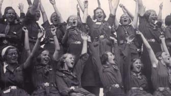 Flickscoutrörelsen gav flickor möjlighet att vara flickor på nya sätt