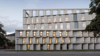 Nordfløjen, Rigshospitalet Copenhagen - Foto: Adam Mørk, 3XN, LINK arkitektur